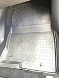 Резиновые коврики с высоким бортом для Mazda CX-5 II 2017-н.в., фото 3