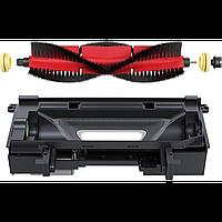 Разборная основная щётка для робота-пылесоса Roborock SDZS04RR (Black-Red)