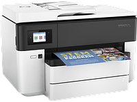 МФУ струйное HP Y0S19A HP OfficeJet Pro 7730 Wide Format AiO (A3), Color Ink Printer/Scanner A4/Copier/Fax/ADF, фото 1