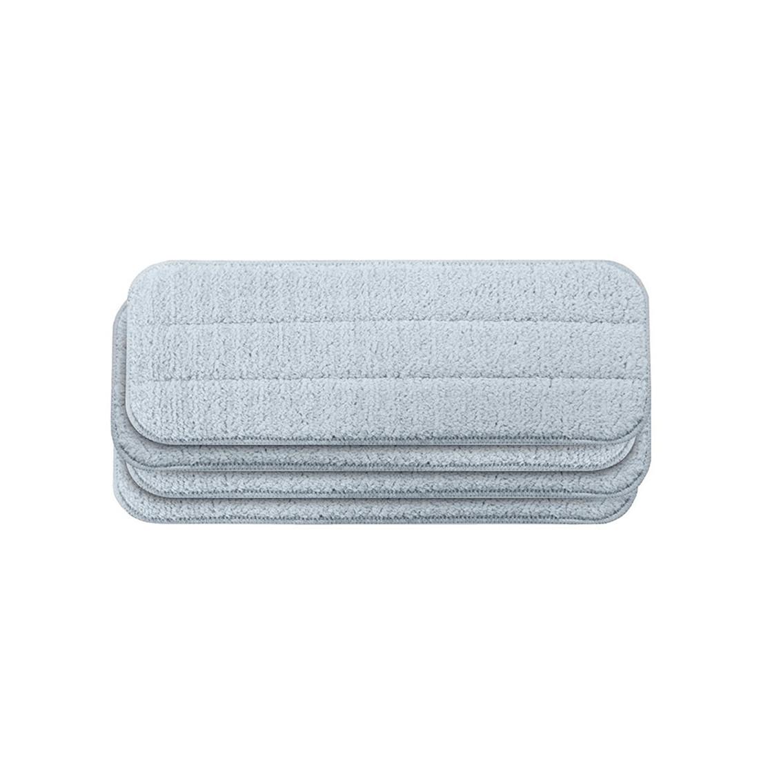 Насадка для швабры двухсторонняя из микрофибры для Deerma Spray Mop TB500 TB01 (4 шт)