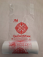 """Пакеты в рулоне с ручками """"Qazaqstan"""""""