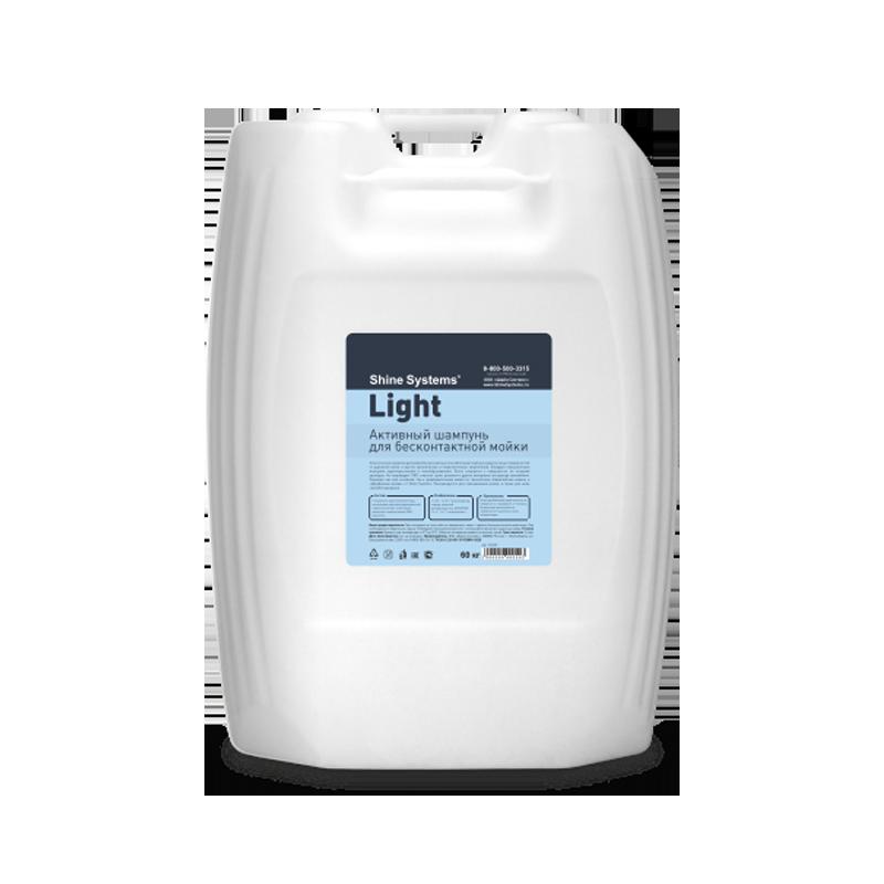 Light – активный шампунь для бесконтактной мойки (канистра 60 кг)