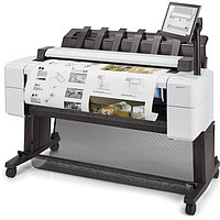 Плоттер HP 3XB78A HP DesignJet T2600 36-in PS MFP (A0/914 mm) , 6 ink color Printer/Scanner/Copier, фото 1