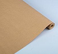 Бумага упаковочная крафт без печати, 70 г/м2, 0,72 х 10 м, фото 1