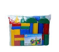 Набор кубиков Блокус 31 элемент