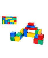 Набор кубиков Блокус 21 элемент