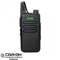 Рация WLN KD-C1 / Рация для Персонала, Охоты и Рыбалки, Стройки, Охраны