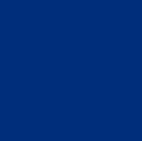 Алюминиевая композитная панель Bildex BL 5005/ Синий сигнальный