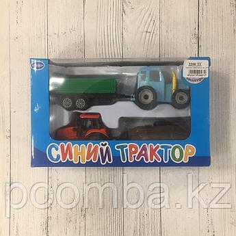 Игрушка Синий трактор 2 шт. в наборе