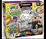 """Набор креативного творчества """"My Color BagPack сумка-раскраска мини Совы с книгой"""""""