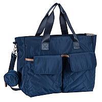 Дорожная сумка для мамы синяя 2020 Осень-Зима, Chicco