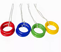 Кольца детские пластик ЛЕКО