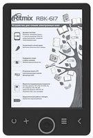 Электронная книга Ritmix RBK-617 (Black)