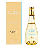 Женские духи Davidoff Cool Water Woman Sensual Essence, фото 2