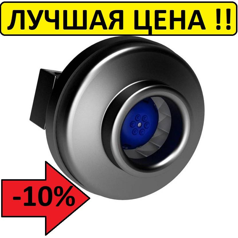 Канальный вентилятор круглый - фото 1