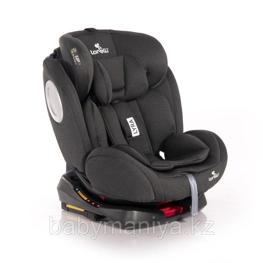 Автокресло Lorelli Lyra Isofix (0-36 кг) Черный / Black 2019