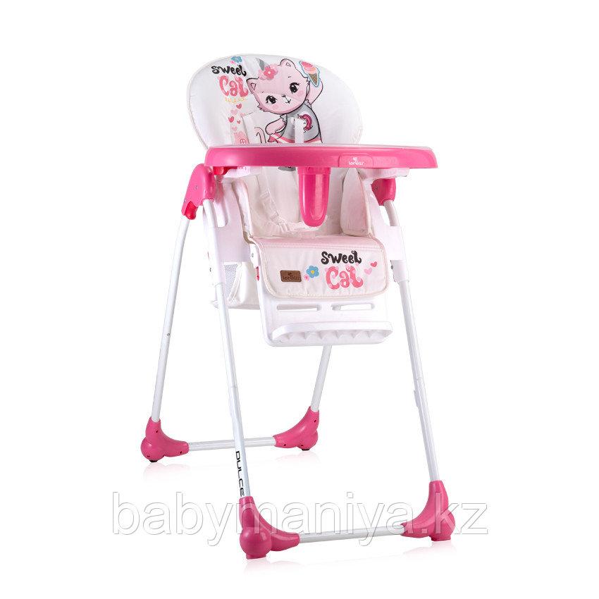 Стульчик для кормления Lorelli Dulce Розовый / Pink Cat 2031