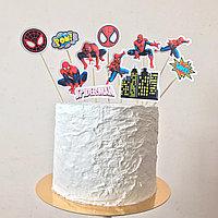 Топпер набор Человек паук
