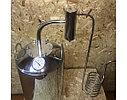 Самогонный аппарат Дачный с сухопарником, 21 литра, фото 3