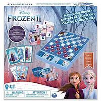 Настольная игра Холодное сердце 6 в 1