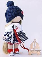 """Набор для создания текстильной куклы """"Мэри"""""""