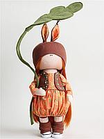 Набор для шитья куклы белки Сэнди / Набор для творчества