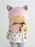 """Набор для шитья текстильной куклы """"Китти"""""""