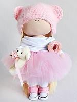 Набор для шитья куклы - Бриттани / Набор для творчества