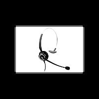 Voice Technologist VT5000 QD(P)-RJ9(03) Гарнитура Моно проводная Узкополосный звук, QD, переходник