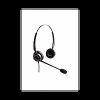 Voice Technologist VT5000-D QD(P)-RJ9(03) Гарнитура проводная уо, Узкополосный звук, QD, переходник