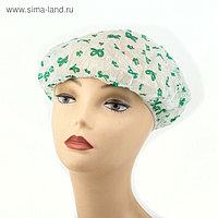 Набор шапочек для душа, 12 шт, цвет МИКС