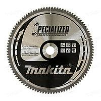 Диск пильный по металлу и нержавеющей стали MAKITA 305*25 4*100Т