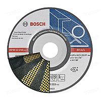 Диск обдирочный по металлу Bosch 125*22,2*6мм A 30 T BF