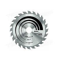Диск пильный Bosch 190*30мм 24Т Optiline
