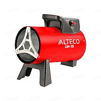 Тепловая пушка газовая ALTECO GH 15