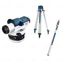 Нивелир оптический Bosch GOL 26 D + BT160 + GR500 0601068002