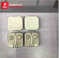 Наушники Earpods для iPhone 5/5s/SE/6/6s/iPod/iPad с микрофоном