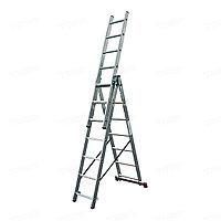 Универсальная лестница Krause 3х7 CORDA 010377