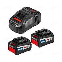 Набор аккумуляторов Bosch 18V-4,0Ач ProCORE 2шт + зарядное устройство GAL1880CV 1600A016GF