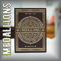 Карты Medallions (Theory11)