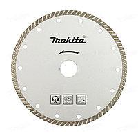 Диск алмазный турбо MAKITA 125*22,23 мм