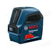 Нивелир лазерный Bosch GLL 2-10