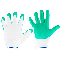 Перчатки нейлоновые, нитриловое покрытие 24-2-008