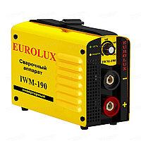 Сварочный аппарат инверторный Eurolux IWM 190