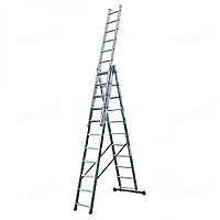 Универсальная лестница Krause 3х9 CORDA 013391