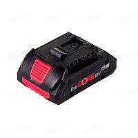 Аккумулятор Bosch 18V-4,0Ач ProCORE 1600A016GB