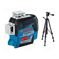 Построитель плоскостей Bosch GLL 3-80 C + BT 150 Professional 0601063R01