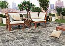 Керамогранит 33х33 - Вилио | Vilio коричневый, фото 7
