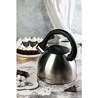Чайник со свистком Polaris Verde-2.2L, фото 4