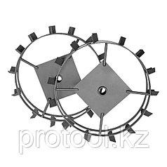 Грунтозацеп 600/130 для МК-7000,МК-7500,МК-8000 для окучивания (шестигранник 23 мм) (комп.2 шт.)